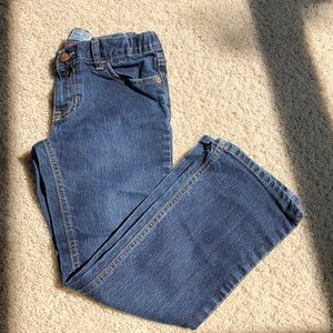 Girls Children's Place 8 plus bootcut jeans